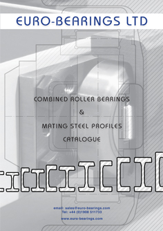 Combined Roller Bearing Catalogue