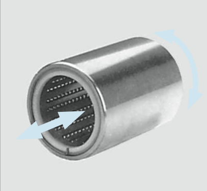 rotating sliding linear ball bushing