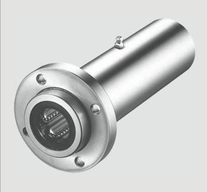 reverse round flanged linear bush