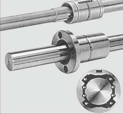 spline shafts