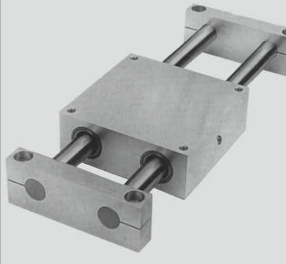 VB40 linear housing (quad)