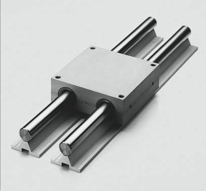 VB45 open quad linear housing