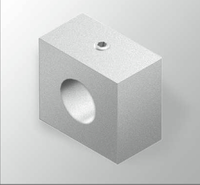 stainless steel shaft end supports
