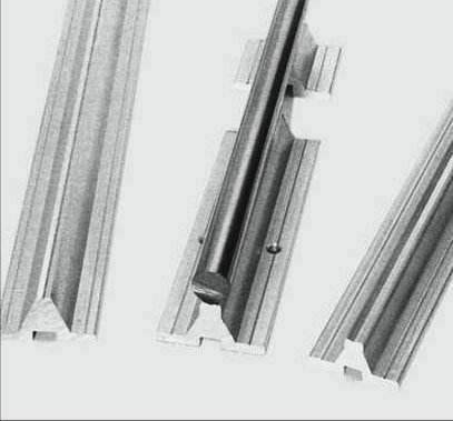 linear shaft / rails