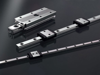 miniature linear motion guidance rails