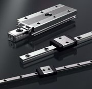 miniature linear profiled rail system
