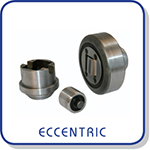eccentric adjustable CR bearings