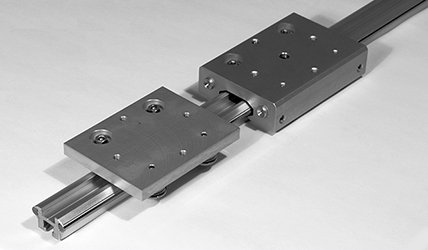 track guidance linear sliding system