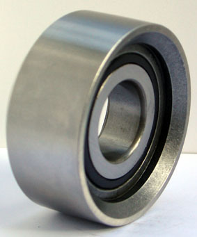 mast bearing with tapered OD