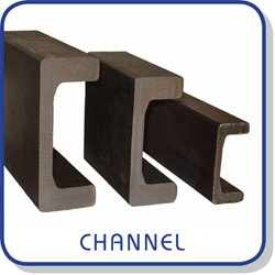 Standard channels (rails/profiles) for combined roller bearings