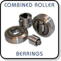 combined roller bearings index