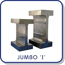 Jumbo i section channels