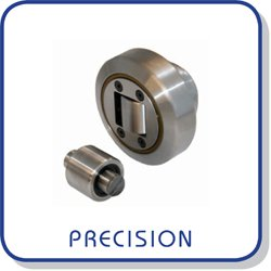 Precision combined roller bearings