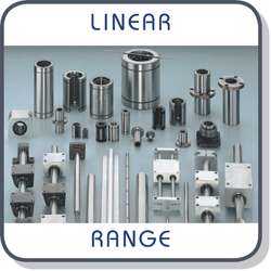 linear bearings, housings & shafts