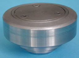 radial roller bearing with weldable hub