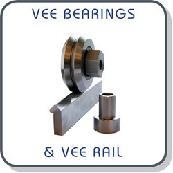 Vee Bearings and Rails