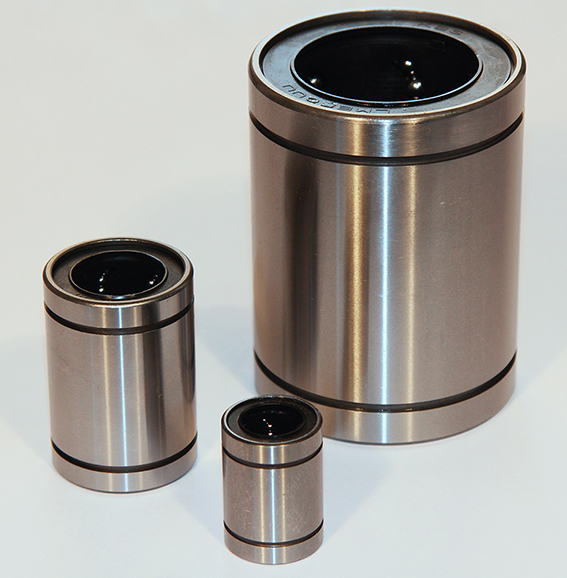 lme linear ball bushings