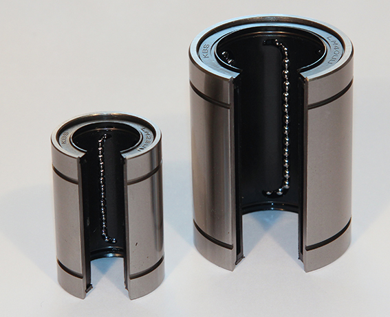 lm op open linear bearing ball bushing